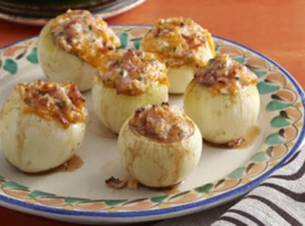 Pork Stuffed Onions Recipe