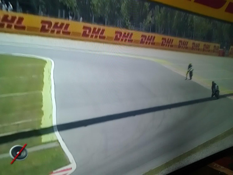 Las carreras de MotoGP sin sonido
