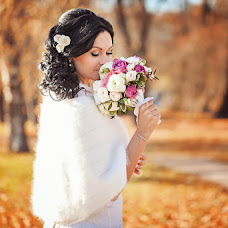 Wedding photographer Anastasiya Novokshonova (nestesi90). Photo of 03.12.2014