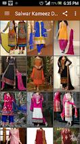Salwar Kameez Designs 2017 - screenshot thumbnail 01