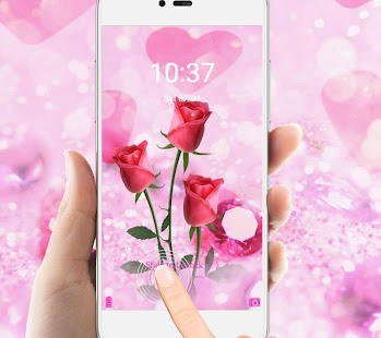 Rose luxury jewelry theme - náhled