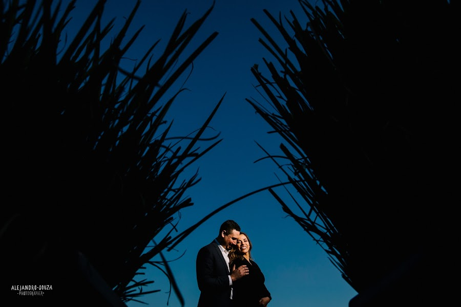 Wedding photographer Alejandro Souza (alejandrosouza). Photo of 09.05.2019