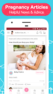 BabyChakra: Pregnancy, Parenting & Childcare App- screenshot thumbnail