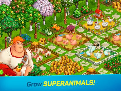 Super Farm Heroes google play ile ilgili görsel sonucu