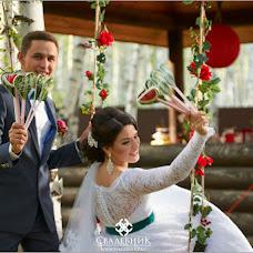 Wedding photographer Andrey Svadebnik (svadebnik). Photo of 19.02.2016