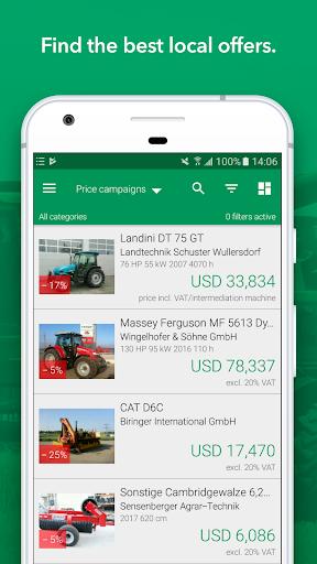 Landwirt.com - Tractor & Agricultural Market 3.6.17 screenshots 3