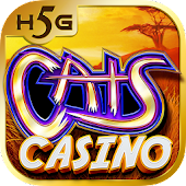 CATS Casino – Real Hit Slot Machine!