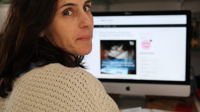 Remedios Fernández es la creadora de 'Mom and Geek', el blog premiado.