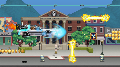 Jetpack Joyride screenshots 1