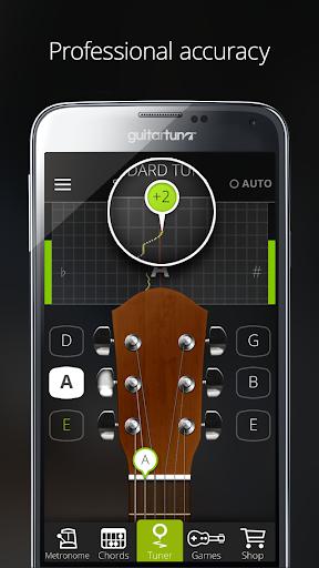 Guitar Tuner Free - GuitarTuna screenshot 3