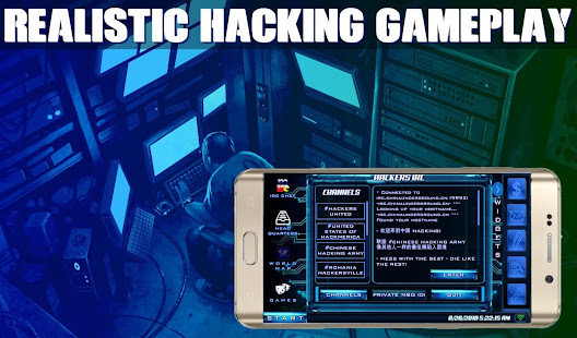 The Lonely Hacker v5.2 APK Full