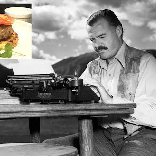 Papa Hemingway's Hamburgers (adapted for modern times).