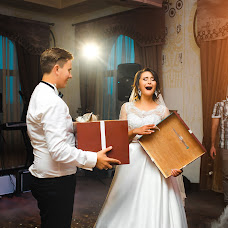Wedding photographer Viktor Galyuk (Haliuk). Photo of 17.11.2016