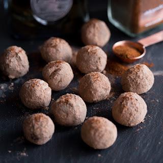 Chili-Tequila Chocolate Truffles