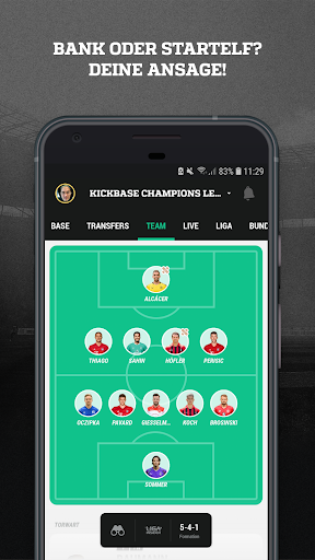 Kickbase Bundesliga Manager apktram screenshots 4