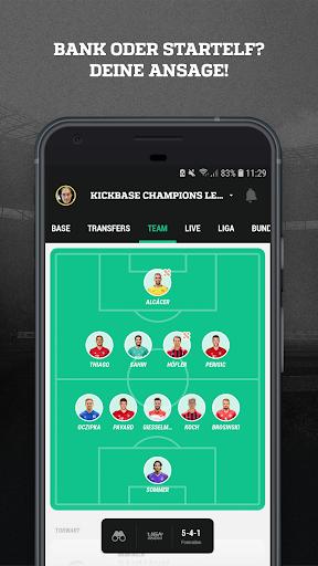 Kickbase Bundesliga Manager  screenshots 4