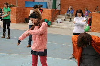 Photo: Sintiendose, danzando