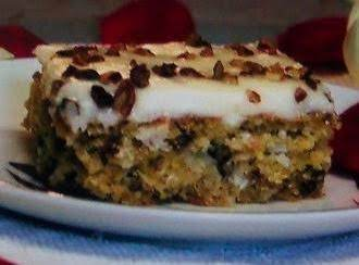 Old Chop Suey Cake.  A Church  Lady's Recipe