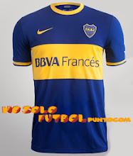 Photo: Boca Juniors 1ª * Camiseta Manga Corta * Camiseta Niño con pantalón