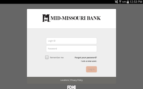 Mid-Missouri Bank- screenshot thumbnail