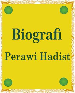 Biografi Perawi Hadist Lengkap - náhled