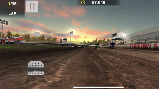 Dirt Trackin Sprint Cars apklade screenshots 2