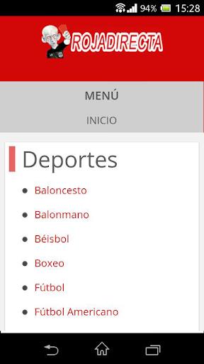 Roja Directa Futbol for PC