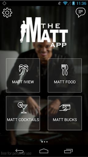 The Matt App