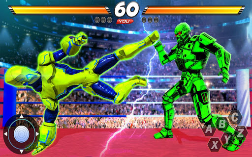 Grand Robot Ring Battle: Robot Fighting Games apkmr screenshots 11