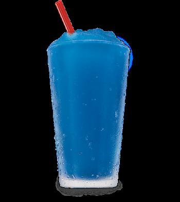 sonic ocean water with diet sprite