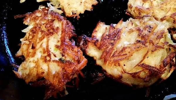 ~ Potato Pancakes ~ Cassies