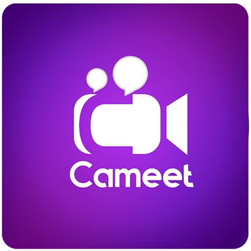 Cameet - Video Chat with Strangers & Make Friends