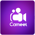 Cameet - Video Chat with Strangers & Make Friends icon