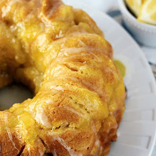 Lemon Monkey Bread.