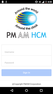PMAM HCM- screenshot thumbnail