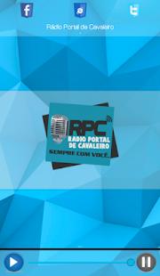Rádio Portal de Cavaleiro - náhled
