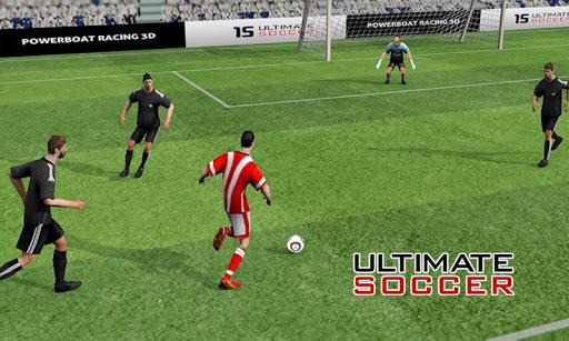 Ultimate Soccer - Football screenshot 4