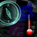 AndroSensor Keep Awake icon