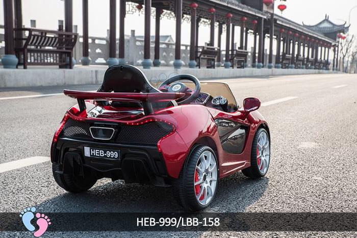 Xe hơi điện kiểu dáng thể thao LBB-158 15