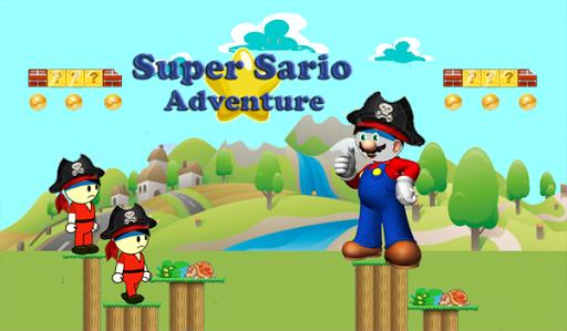 Super Sario Adventure