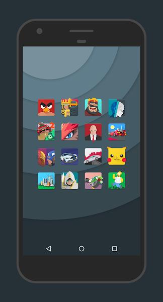 Praos – Icon Pack v2.5.0