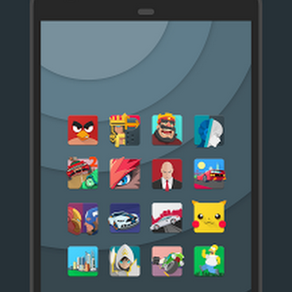 Praos - Icon Pack v2.5.0