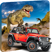 Dinosaur Safari Hunter Game 3D