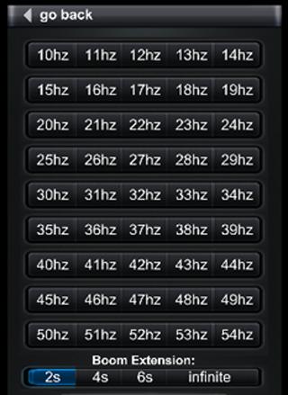 Car Stereo Boom Bass Pad w/Equalizer & Bass Boost  screenshots 7
