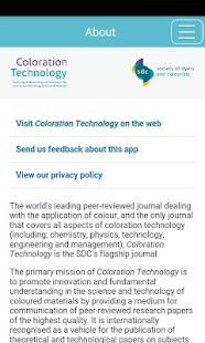 Coloration Technology- screenshot thumbnail