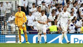 El Madrid se asomó al abismo.