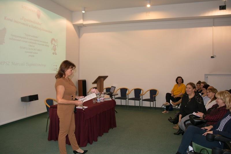 Együttműködve - Korai intervenció a szakszolgálatunkban - Marcali Tagintézmény