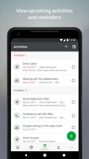 Pipedrive u2013 Sales CRM screenshots 8