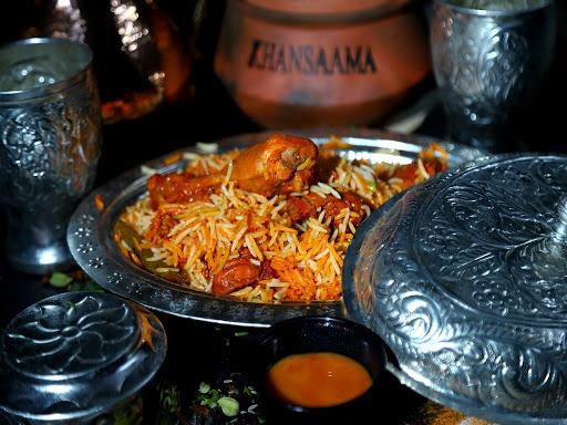 Khansaama Food menu 4