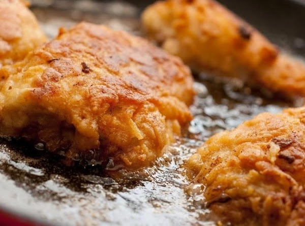 Spicy Fried Chicken - Cassies Recipe